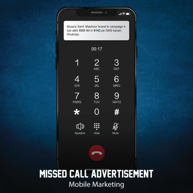 Missed-Call-Advertisement